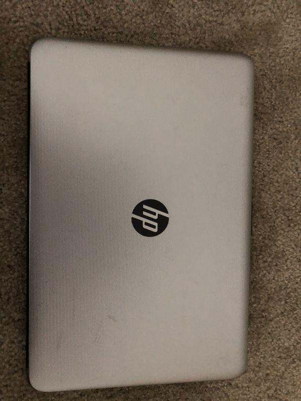HP LAPTOP MODEL: 15-ay163nr