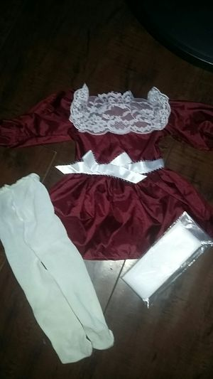 American Girl Doll Samantha Christmas Outfit for Sale in Costa Mesa, CA