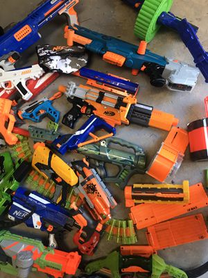 Nerf guns for Sale in Chesapeake, VA