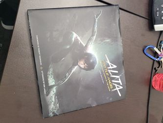 Alita Battle Angel-The Art And Making Of The Movie for Sale in Los Angeles,  CA