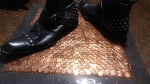 Zota ankle studded angle toe boots for Sale in New Orleans, LA
