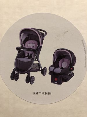 Graco Stroller and Car seat. BRAND NEW PRODUCT! for Sale in Revere, MA