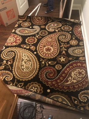5x7 New Area Rug for Sale in Lafayette, LA