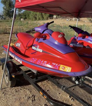 GSX Seadoo Limited for Sale in Perris, CA
