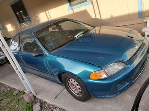 Clean title 1995 civic for Sale in Peoria, AZ