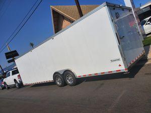 Haulmark 28 ft enclosed car hauler / trailer (ATV, UTV, SIDE BY SIDE) for Sale in Moreno Valley, CA