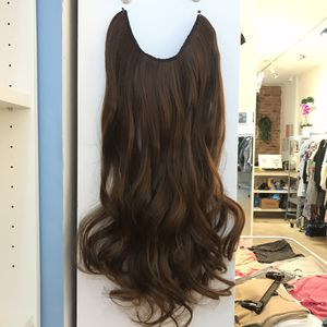 """24"""" Fish line band hair extensions for Sale in Brooklyn, NY"""
