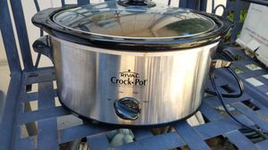 Crock Pot works perfect for Sale in San Jose, CA
