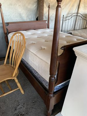 All SolidWood Full Size Bed Frame for Sale in Ocala, FL