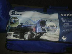 Napier truck tent and air mattress for Sale in Edmonds, WA