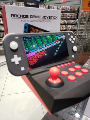 Nintendo Switch Arcade Stick and Charger for Sale in Manhattan Beach, CA