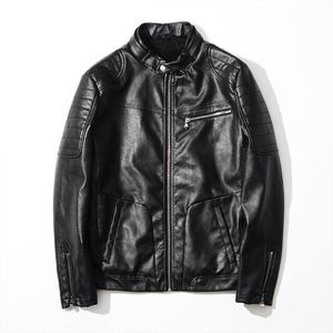 Medium Leather Jacket - New condition for Sale in Chicago, IL