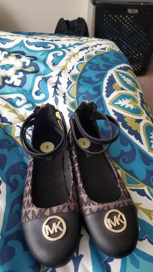 Girls Michael Kors shoe size 3 for Sale in Hayward, CA