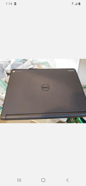 Dell chrome laptop for Sale in Los Angeles, CA
