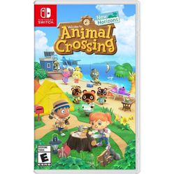 New Animal Crossing Nintendo Switch for Sale in Chicago,  IL