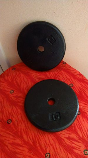 Disc weights for Sale in Spring Hill, FL