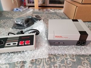 Authentic nes classic modded 1000 nes games for Sale in Scottsdale, AZ