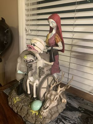 Big fig nightmare before Christmas Sally and dr for Sale in Fullerton, CA