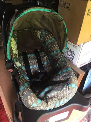 Jogging stroller and car seat lot good condition for Sale in Sweet Home, OR