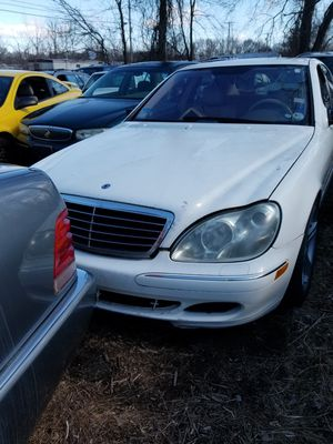 03 S500 Mercedes 4matic Parts for Sale in Providence, RI