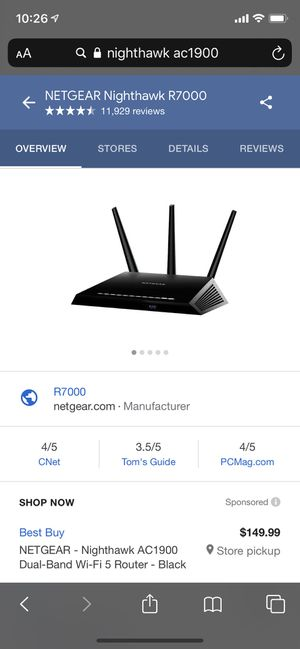 Router wifi extender for Sale in Annapolis, MD