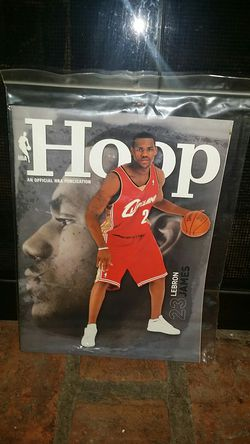 Lebron James Hoop Magazine for Sale in Parma,  OH