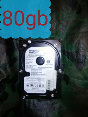 80GB hard drive 3.5 for Sale in Buckhannon, WV