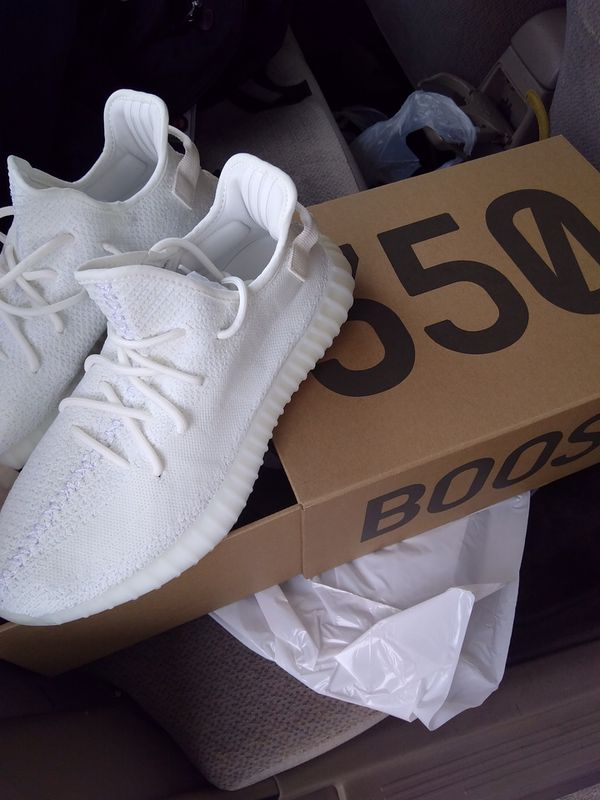 YZY 350 CREMES
