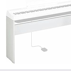 White yamaha stand for piano p125 w for Sale in Tolleson, AZ