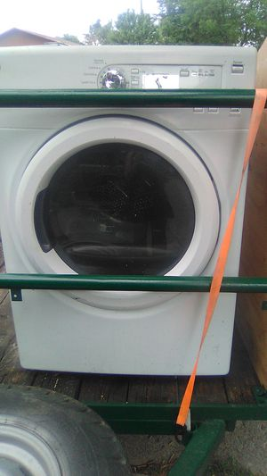 General electric electric dryer barely used for Sale in Magna, UT
