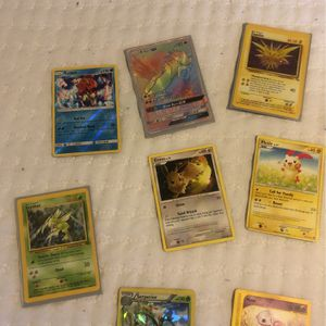 Pokemon Cards First Generation for Sale in Lakeside, CA