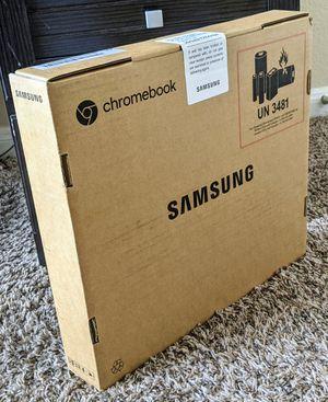 Brand New Samsung Chromebook - sealed box for Sale in San Antonio, TX