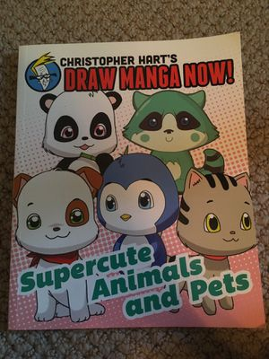 Manga drawing book for Sale in Lexington, KY