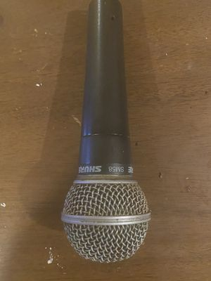 Shure sm58 for Sale in Los Angeles, CA