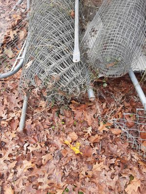 Free chain link fencing for Sale in Woodstock, GA