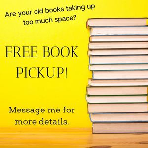 FREE BOOK PICK UP for Sale in McKinney, TX