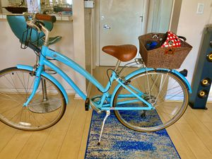 FASTBACK STEEL FRAME / SHIMANO 7-SPEED / ALLOY RIMS / STAINLESS STEEL SPOKES / 26X 2.125 NIRVE CRUISER TIRES for Sale in Los Angeles, CA