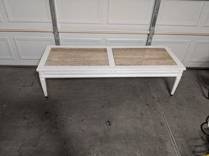 Marble Coffee Table for Sale in Glendale, AZ