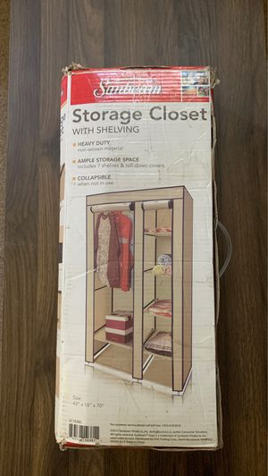 Storage Closet for Sale in Conroe, TX