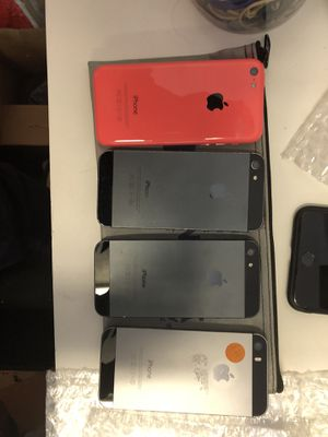 Iphone 5 and 5c are 65$ Iphone 5s are 70$ for Sale in Cleveland, OH