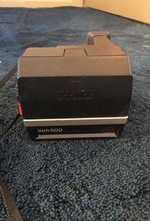 Polaroid sun 600 camera for Sale in Rockville, MD