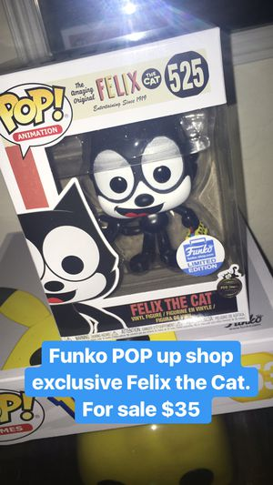 Funko Shop exclusive Felix the cat POP! for Sale in Casa Grande, AZ