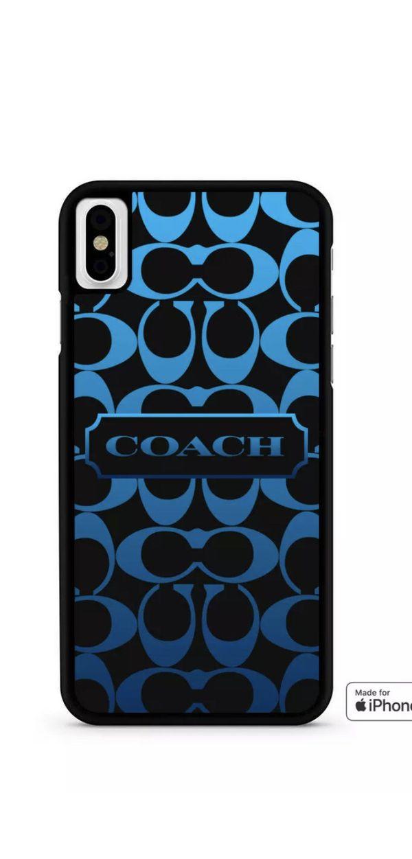 iPhone 7 Coach Design Case