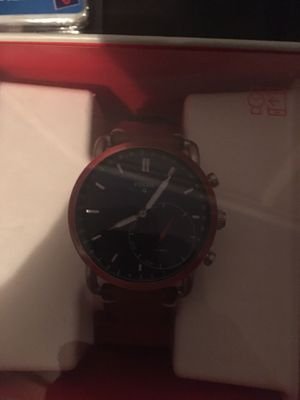 Fossil Q hybrid smart watch for Sale in Silver Spring, MD