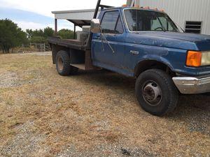 Flat bed truck for Sale in Bridgeport, TX