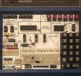Heathkit Microcomputer Learning System ET-3400 for Sale in Lynnwood,  WA