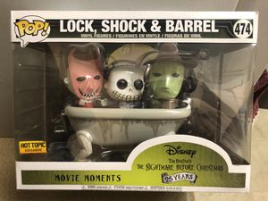 Brand new The Nightmare Before Christmas pop figure for Sale in San Diego, CA
