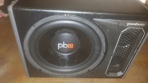 pb 15 power bass subwoofer for Sale in Orlando, FL