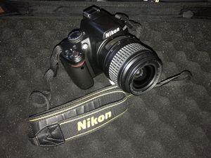 NIKON D3000 DSLR CAMERA BUNDLE for Sale in Arnold, MD