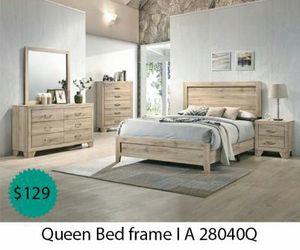 Queen bed for Sale in Corona, CA